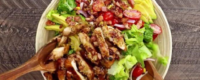 Buzz ultra les buzz ultra du web - Recette salade cesar au poulet grille ...