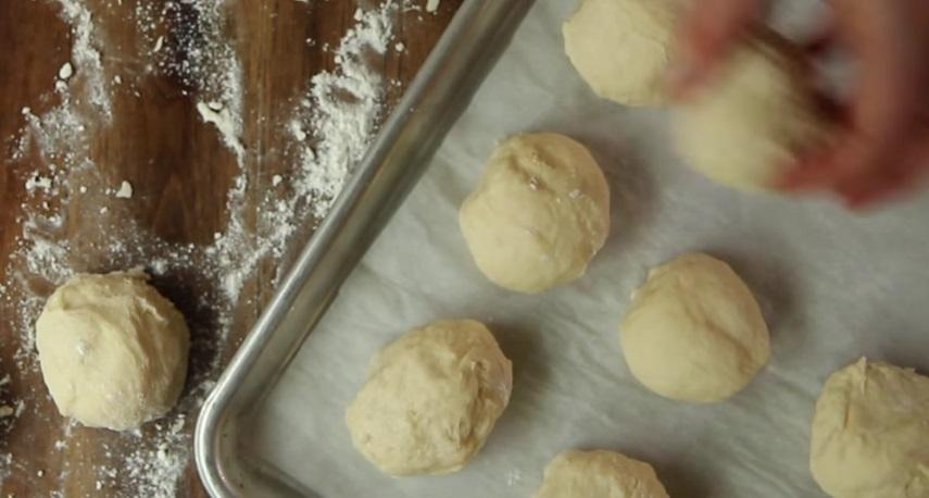 petits pains maison facile
